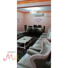 شقة للايجار مفروش - سيدى بشر -الاسكندرية  برج طابا٢-الدور٦-للاسر