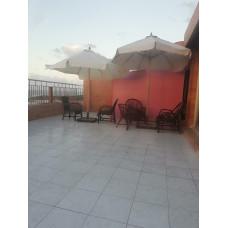 شقة للايجار مفروش - المندرة- الاسكندرية- الدور ١٥-للأسر فقط