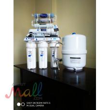 وحدة معالجه مياه الشرب 8 مراحل بخزان وموتور