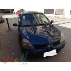 للبيع سيارة رينو كليو 2007