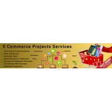 إنشاء مشاريع تجارة الكترونية حديثة