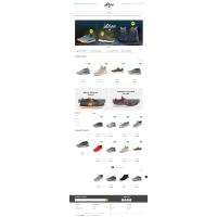 قالب Shoes Store